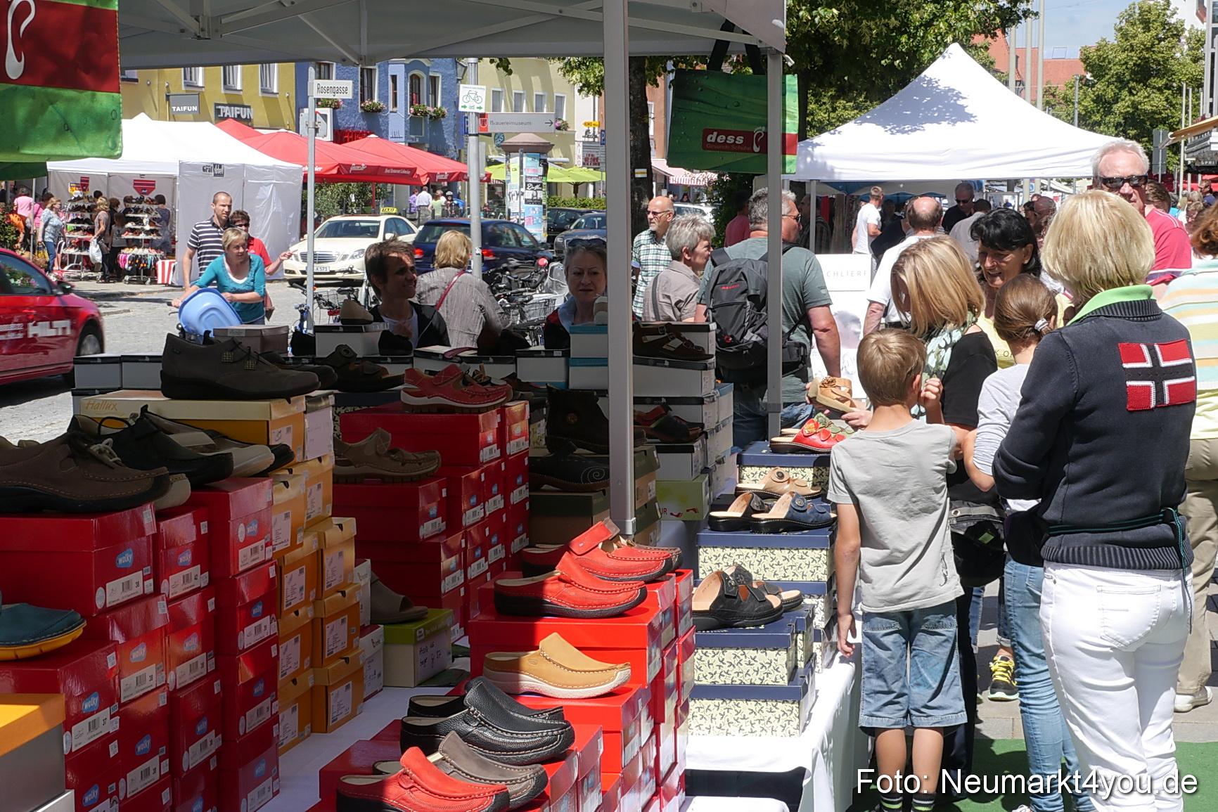 07.07.2018 Sommer-Schnäppchenmarkt