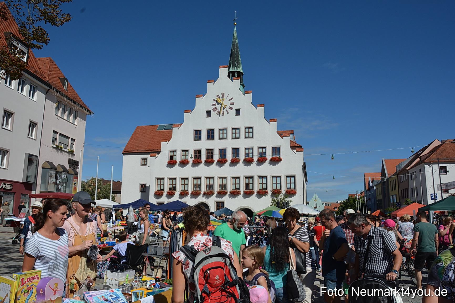 03.08.2019 Altstadt-Flohmarkt