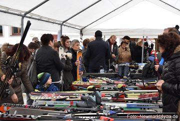 11.11.2018 Verkaufsoffener Sonntag mit Skibasar