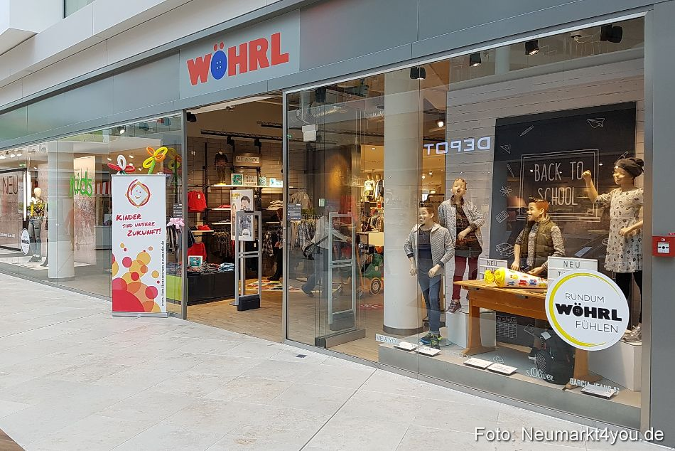 Luxus-Ästhetik online zu verkaufen hohe Qualität WÖHRL eröffnet Kindermodeabteilung WÖHRL Kids ...
