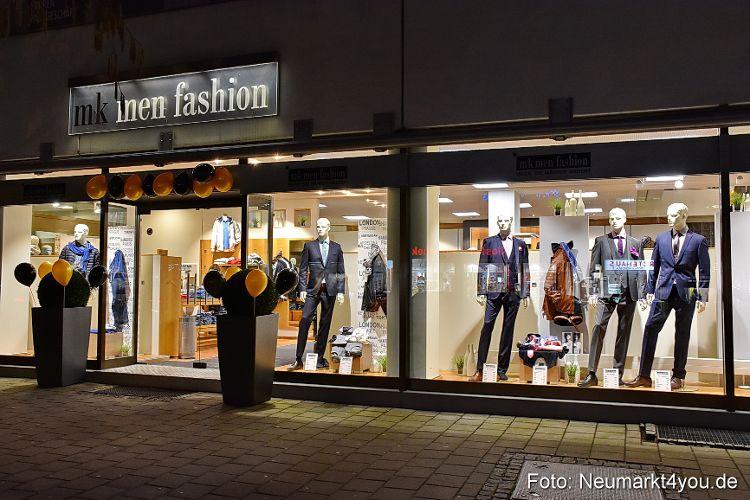 Wiedereröffnung von M+K Men Fashion in Neumarkt