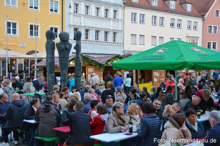 Neumarkter Weinfest am 7. und 8. September 2018