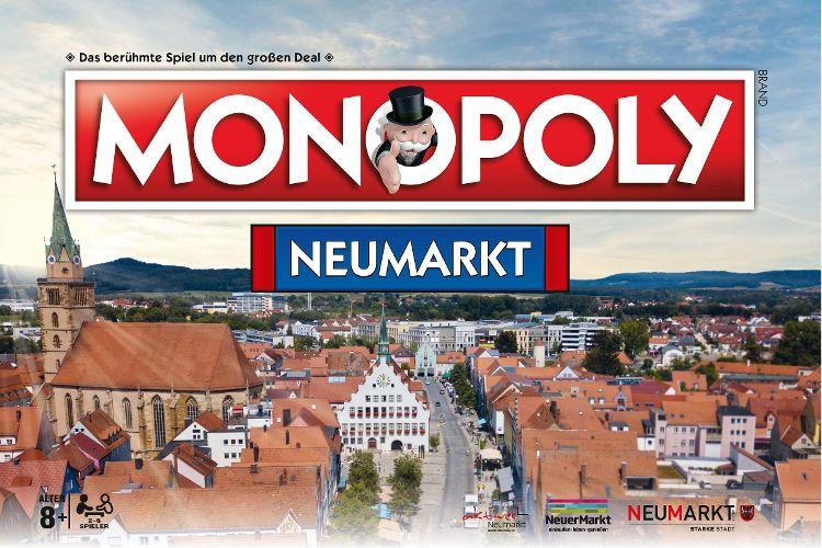 Neumarkt-Monopoly Verkaufsstart vorrausichtlich am 30. November