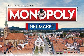 Monopoly Stadtedition Neumarkt ein voller Erfolg