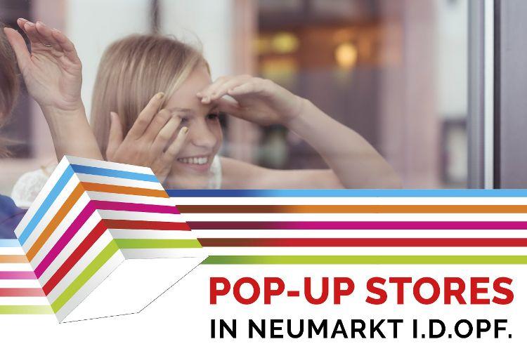 """aktives Neumarkt"" e.V. organisiert wieder Pop-Up Store-Reihe"