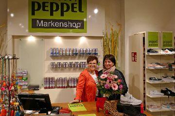 """Neues Schuhgeschäft eröffnete im """"NeuenMarkt"""""""