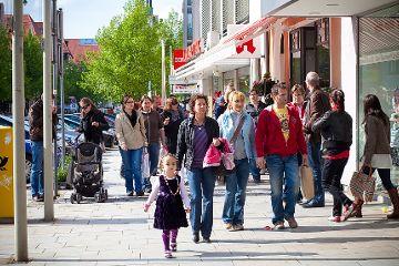 Oster-Jahrmarkt und verkaufsoffener Sonntag am 14. April 2019 in Neumarkt