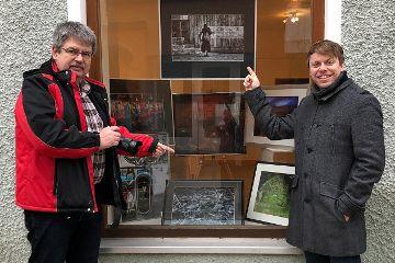 """Foto-Stammtisch und Rösterei ziehen in den """"Zeit:Raum Neumarkt"""""""