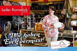 Leder Romstöck - 20% REISEGEPÄCK-RABATT*