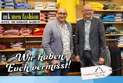 m+k men fashion - 10% NACHLASS AUF DEN EINKAUF