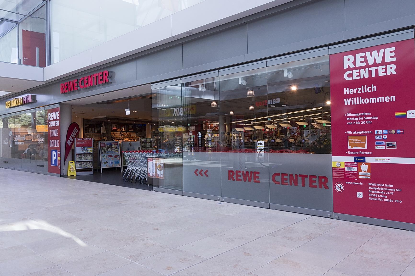 Rewe Center Köln Weidenpesch