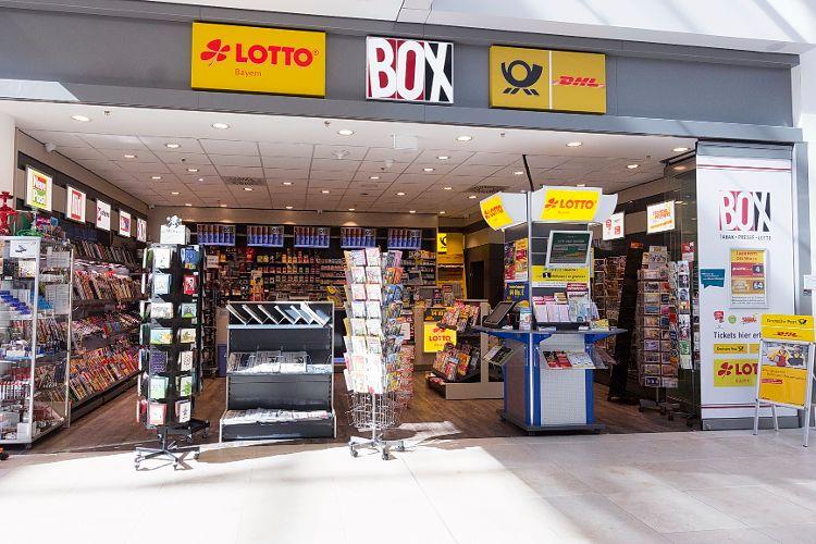 Lotto Box
