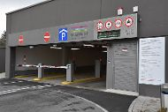 Parkgarage NeuerMarkt, Schwarzachweg 4