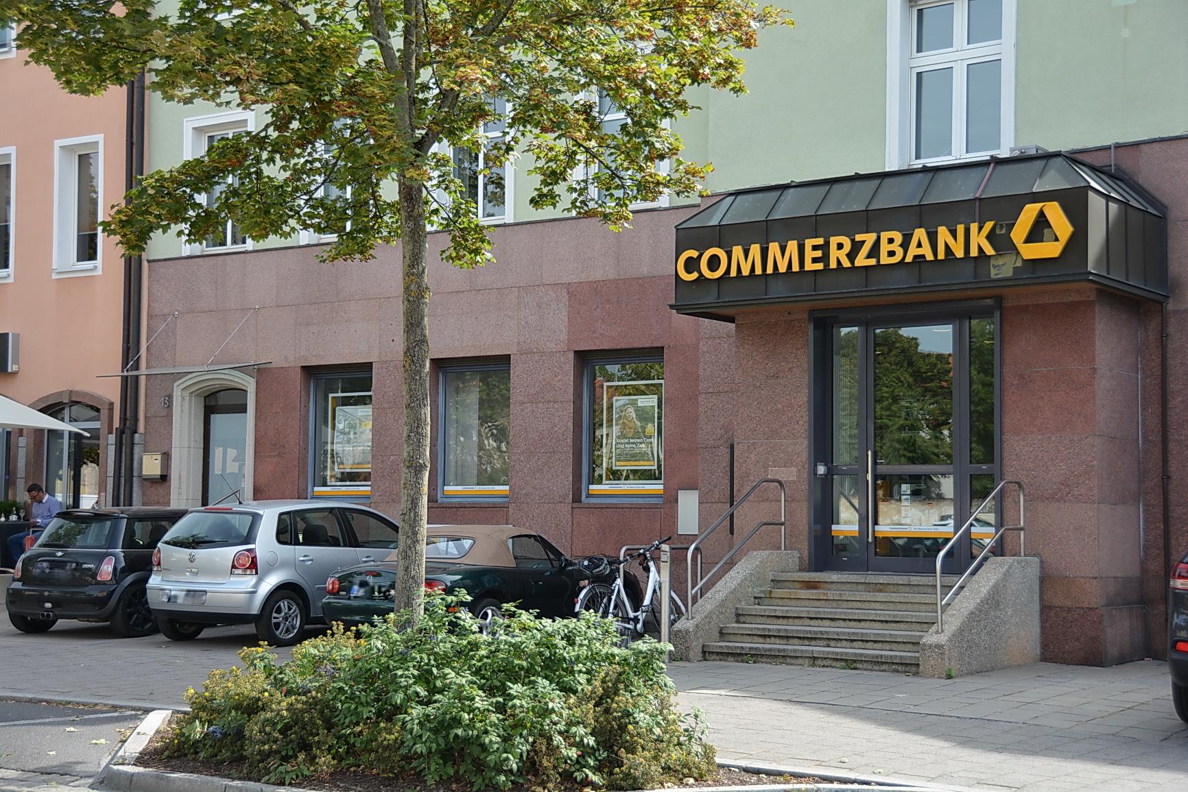 Commerzbank Neumarkt
