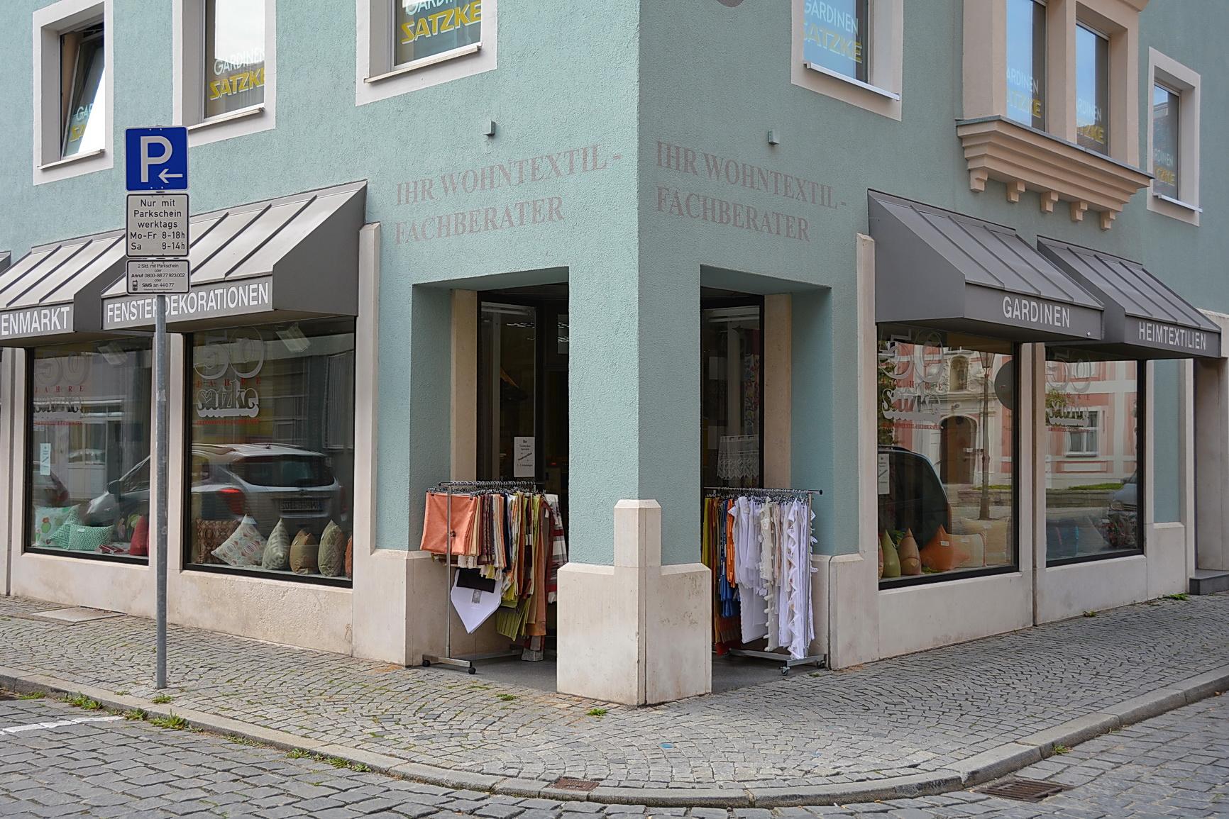 Satzke GmbH Gardinen   Einkaufsstadt Neumarkt