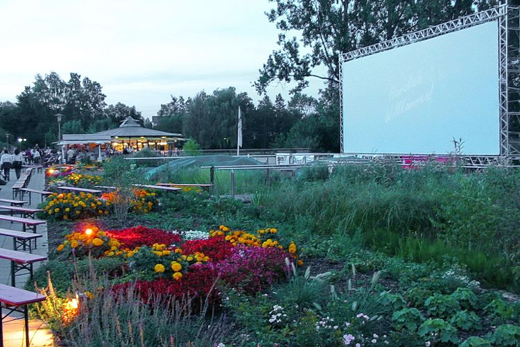 Sommerkino Filmtheaterbetrieb Lodermeyer