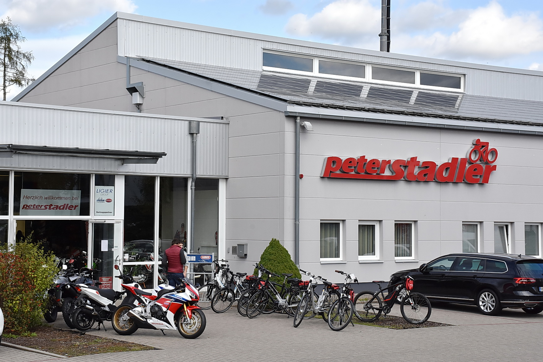 Fahrrad Stadler Neumarkt
