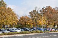 Parkplatz Johanneszentrum