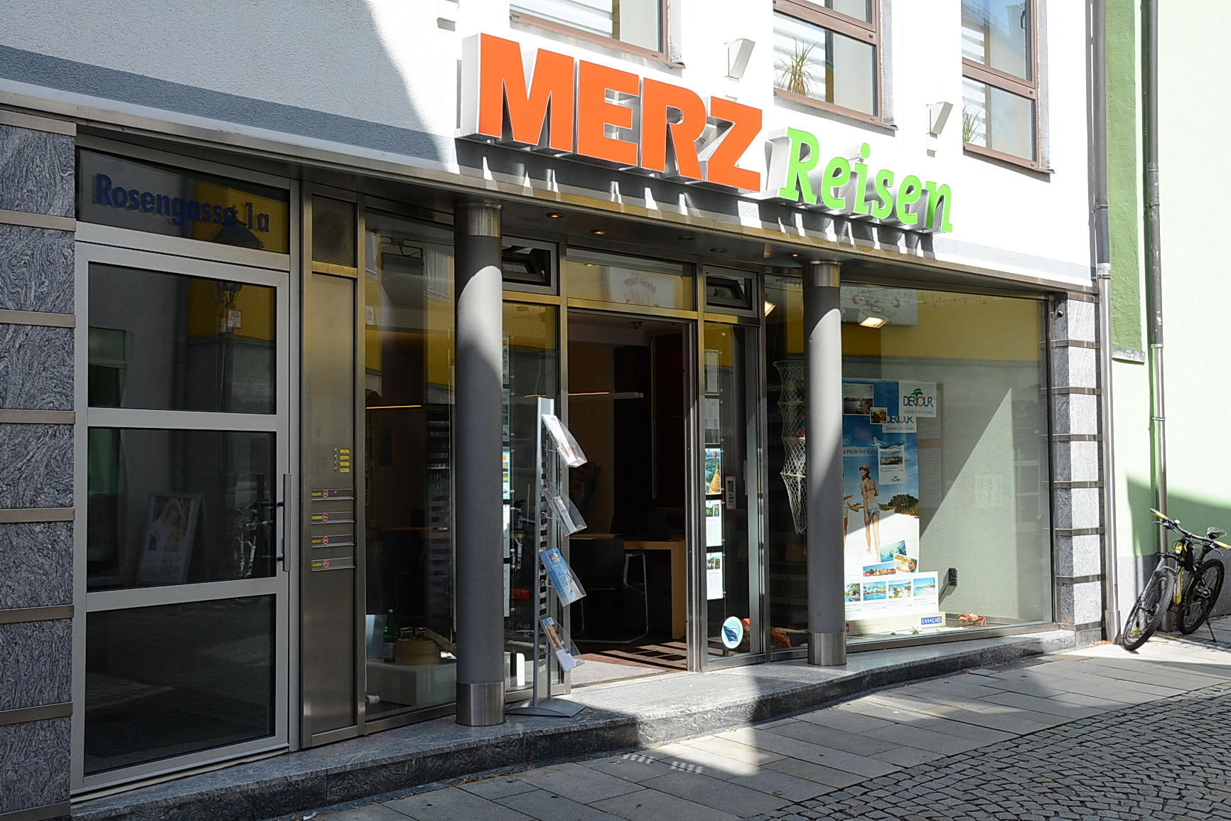 Der Reisebüro Neumarkt