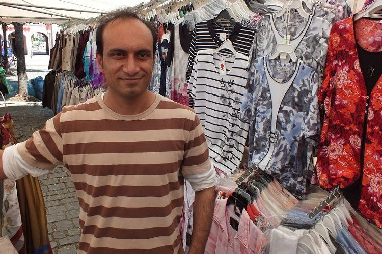 Falk Sher Bhatti Textilien