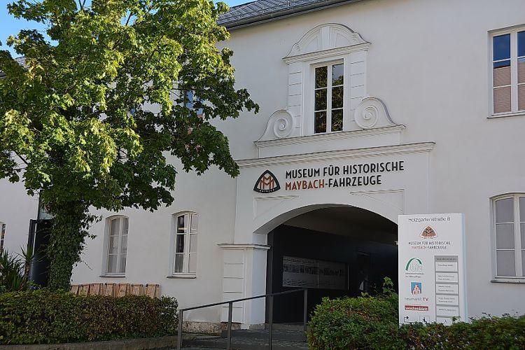 Museum für historische Maybach-Fahrzeuge