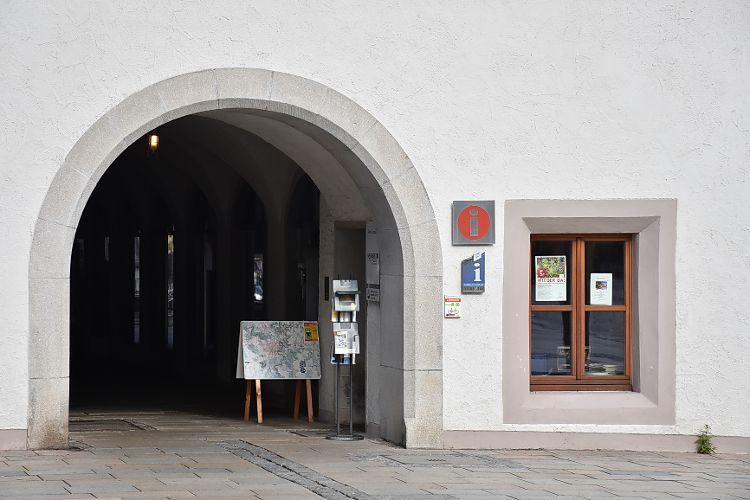 Tourist-Information Neumarkt