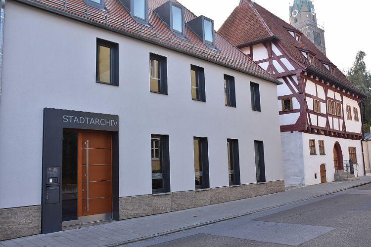 Stadtarchiv Neumarkt