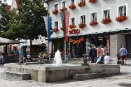 Lothar Fischer Marktbrunnen