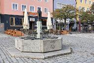 Pfalzgraf Johann Brunnen