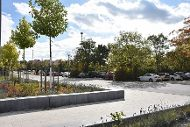 Parkplatz Jurahallen