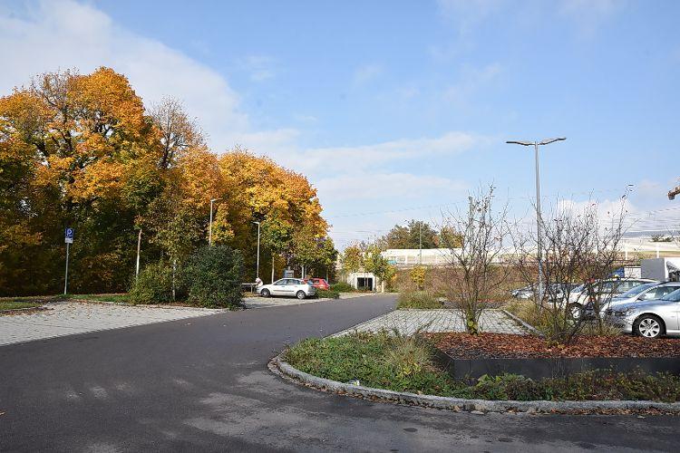 Parkplatz Freystädter Straße