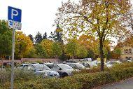 Parkplatz Ingolstädter Straße