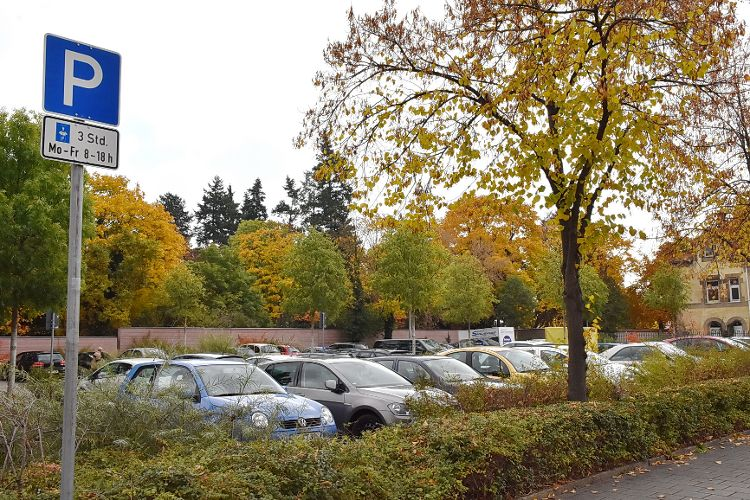 Parkplatz Ingolstädter Straße 16