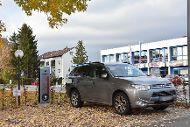 Ladesäule Kundenparkplatz Landratsamt Neumarkt
