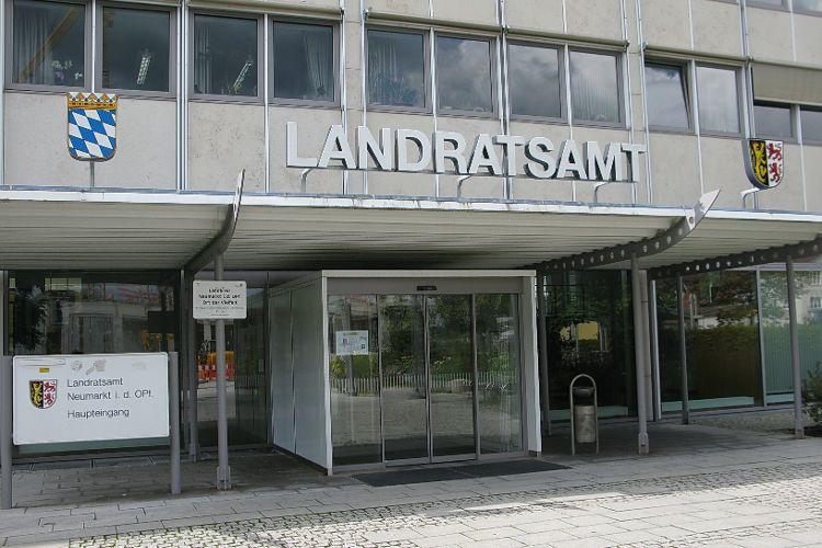 Landratsamt Neumarkt