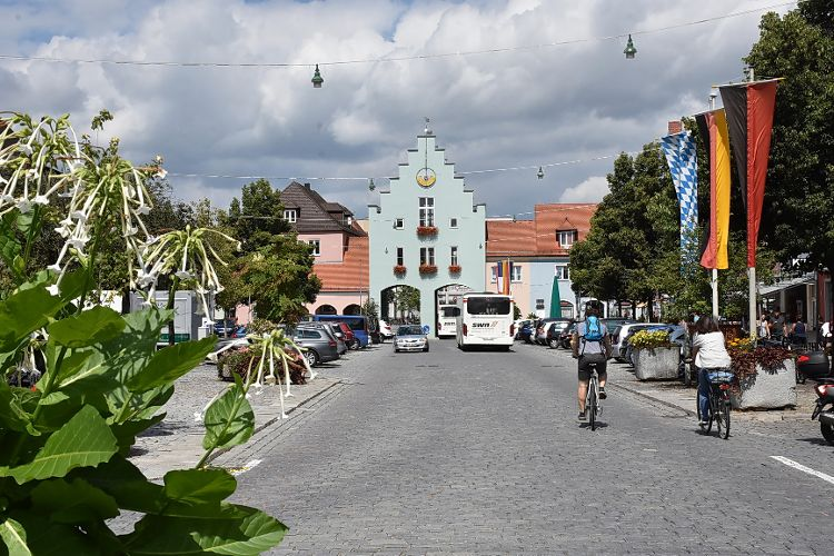 Parkplätze Untere Marktstraße