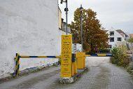 Parkplatz Glossner, Rosengasse 5