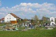 Minigolfanlage im LGS-Park